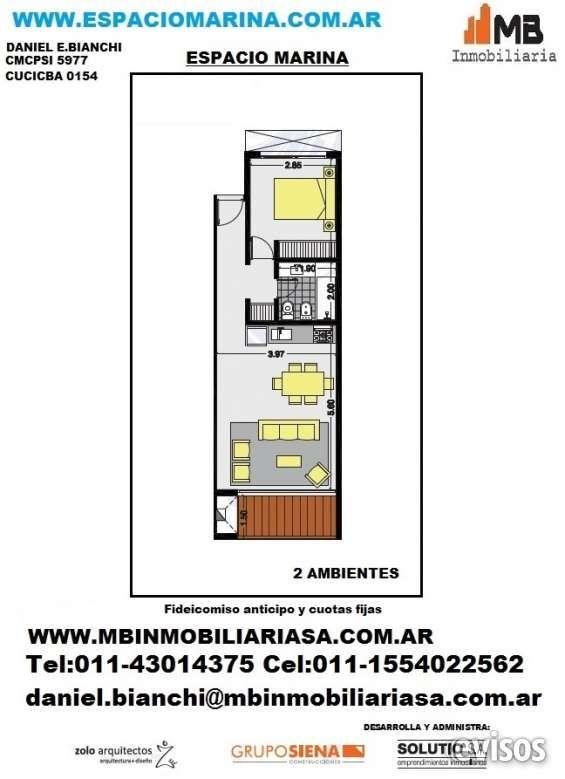 Edificio Floor Plans Diagram