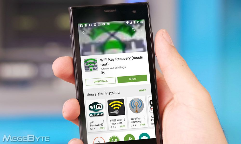 How to View and Share Saved WiFi Passwords on Android