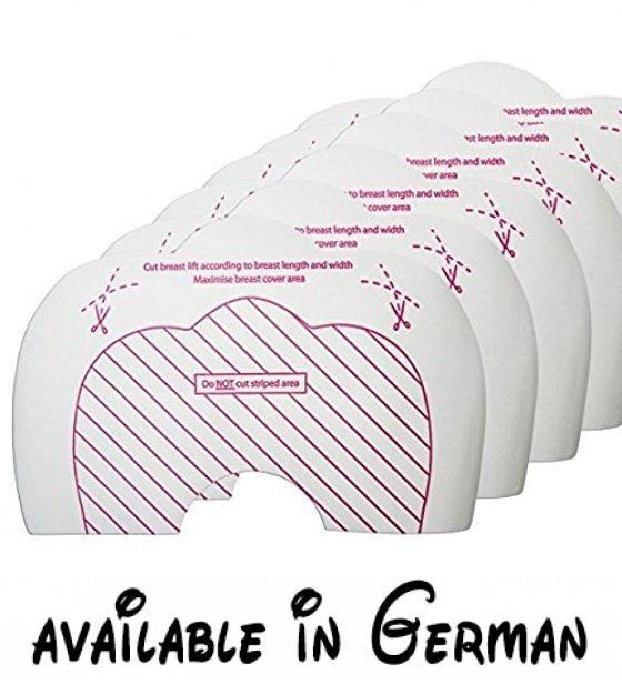 Bye Bra - Klebe-BH & Pasties - Brusthebe - Transparent Cup A-C - 3er-PACK  (12 Paare). selbstklebender BH - hebt Ihre Brüste auf unsichtbare Weise. Bye  Bra ...