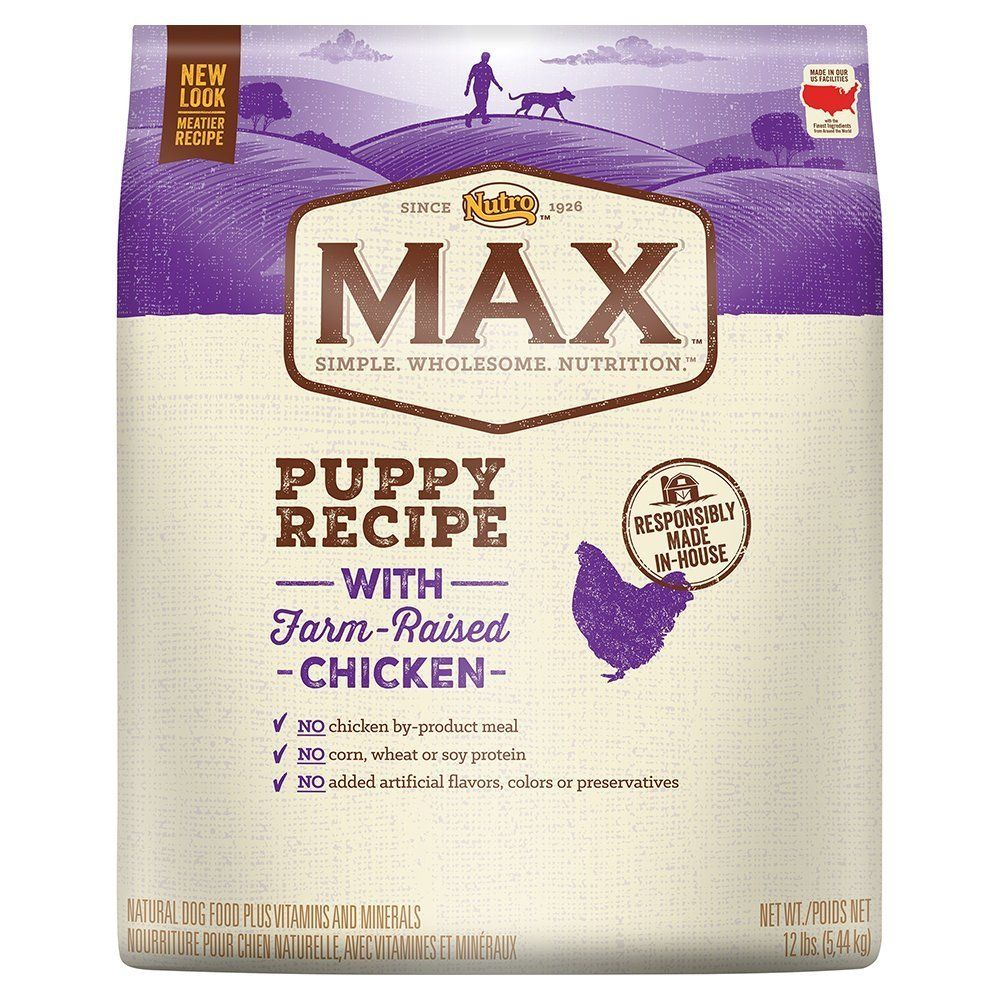 Nutro Max Natural Puppy Dry Dog Food New And Awesome Dog Product