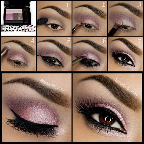 .@vegas_nay | Tutorial Tuesday using the Pretty in Pink @Zully Watson USA 'Show by Alber Elbaz -... | Webstagram - the best Instagram viewer