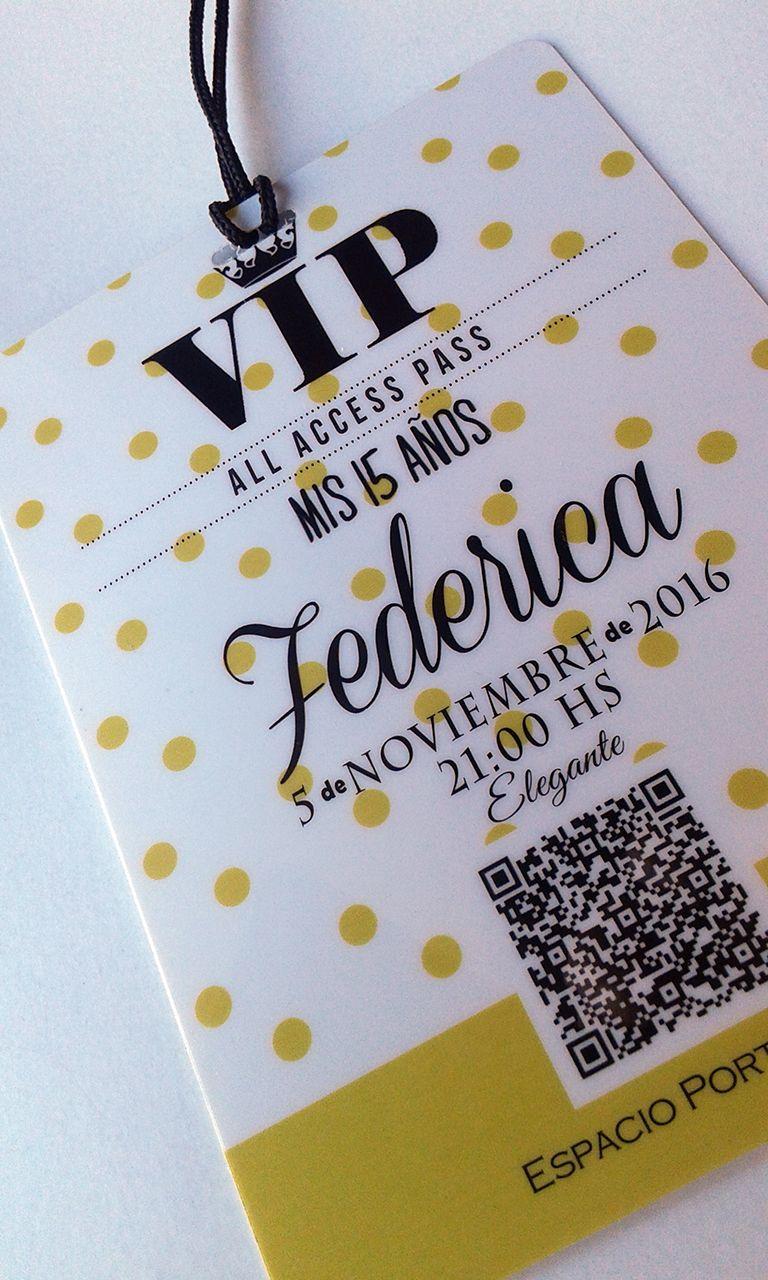 6c00c3ce6bab Invitaciones VIP Quince Años | Festejo Pochocleada! | Quinceañera ...