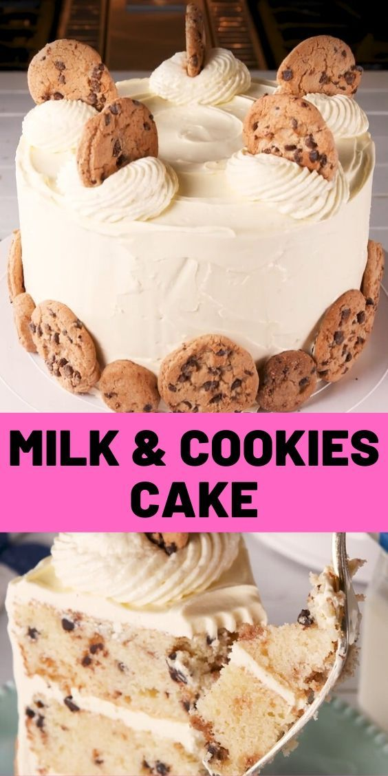 Milk  Cookies Cake Milk N Cookies Cakes from check all your sweet tooths boxes