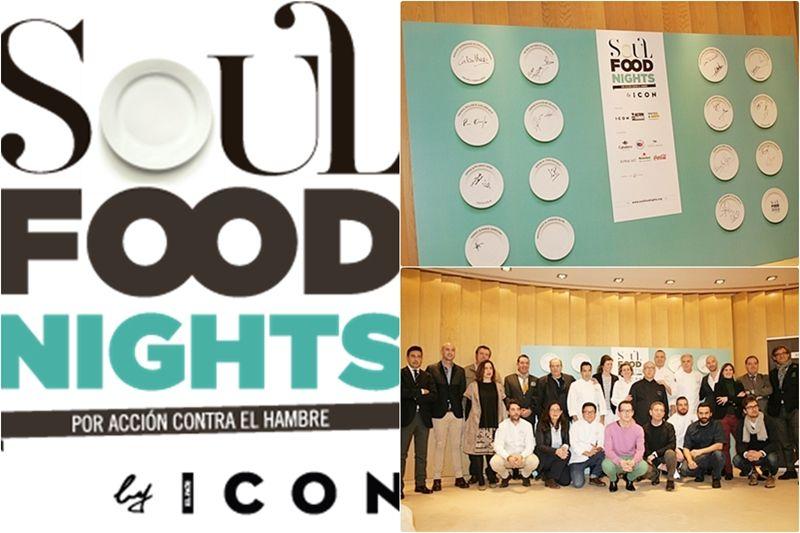 Soul Food Nights by ICON y Acción Contra el Hambre
