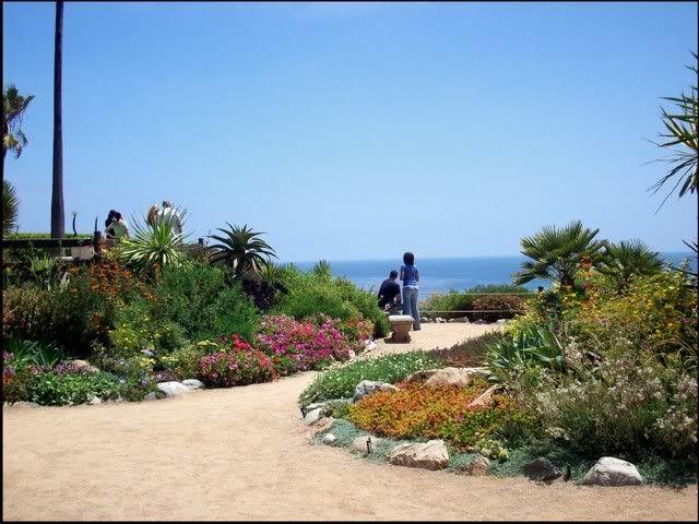 Self Realization Garden At The Encinitas Retreat And Ashram Center Paramahansa Yogananda Lived