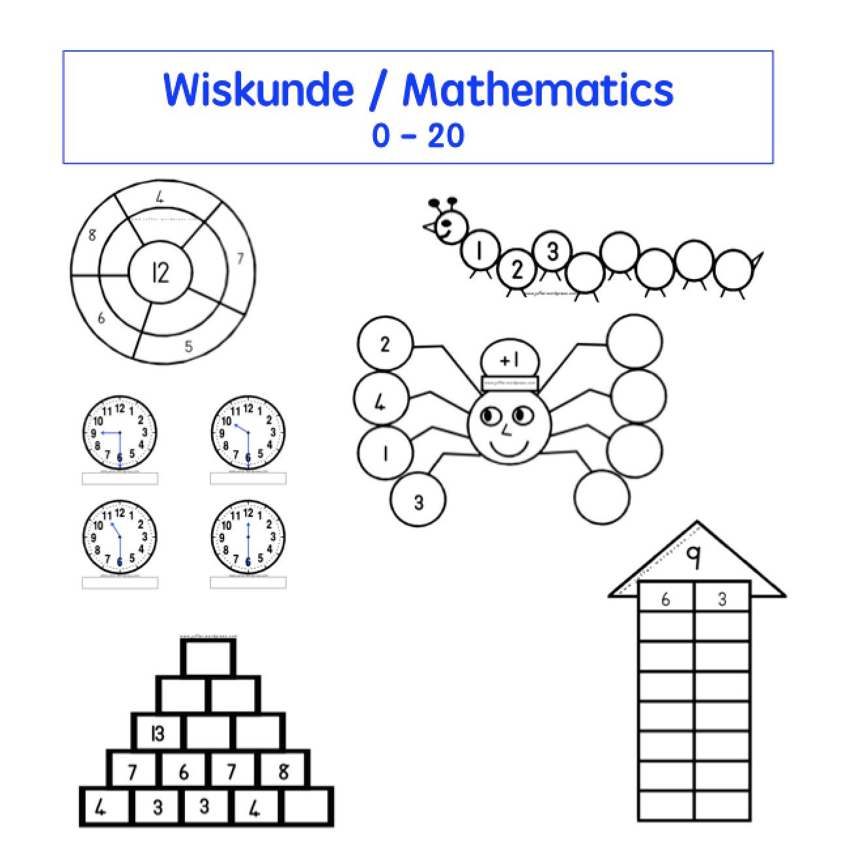Wiskunde Maths Grondslagfase