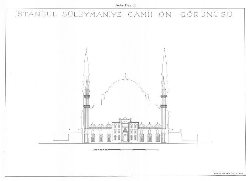 Pin By Nazmi Kisioglu On Cami Cizimleri The Mosque Drawings Architecture Istanbul Drawings