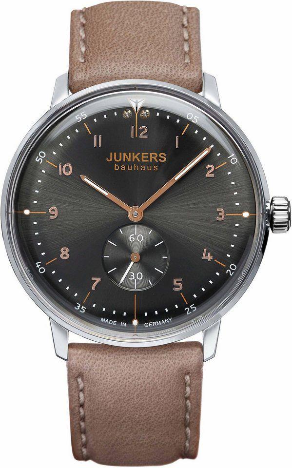 JunkersUhren Quarzuhr »Bauhaus Lady, 60734O«