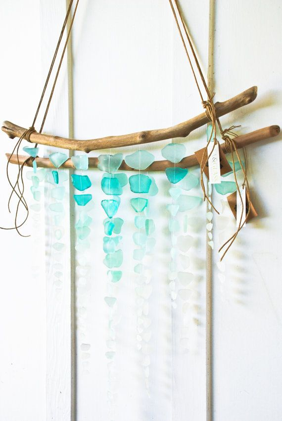 Green, Blues and Turquoise for Summer! by Julia on Etsy