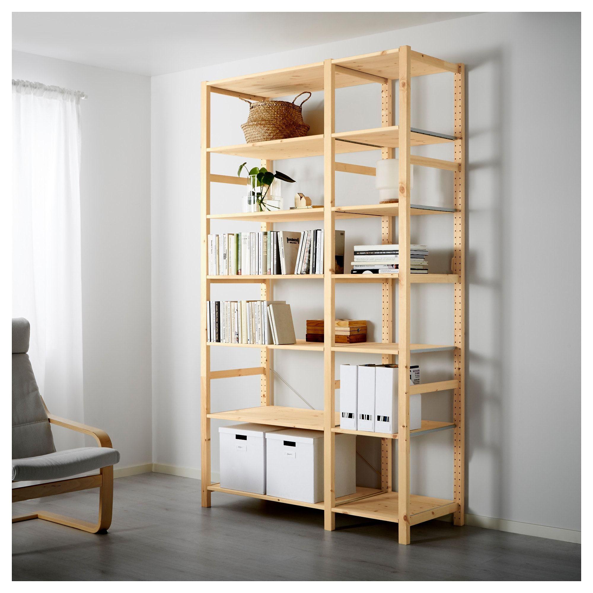 Us Furniture And Home Furnishings Ikea Shelving Unit Shelving Unit Shelves