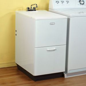 mustee 91 duratub laundry cabinet