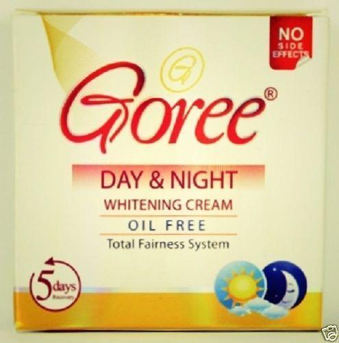 Goree Day And Night Whitening Cream Dark Circles, SPOTS