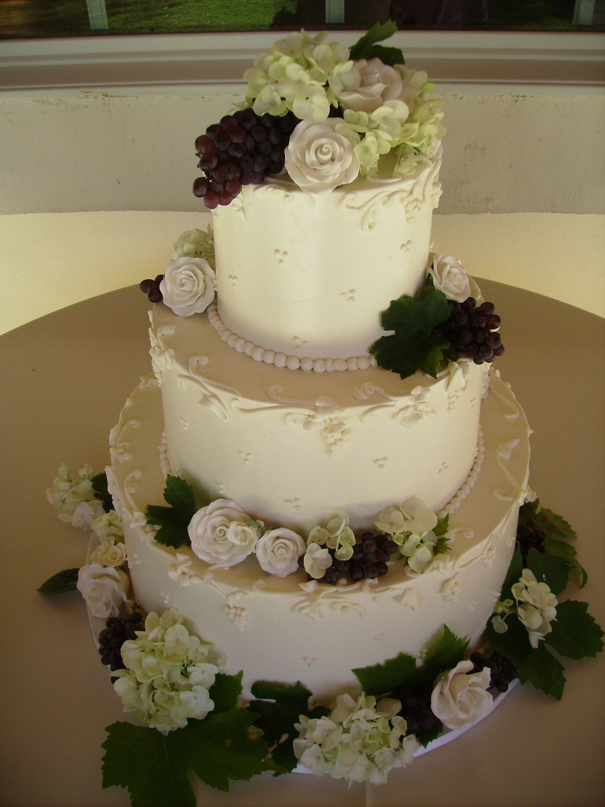 elegant wedding cakes with flowers wedding cake with flowers wedding cakes 13987