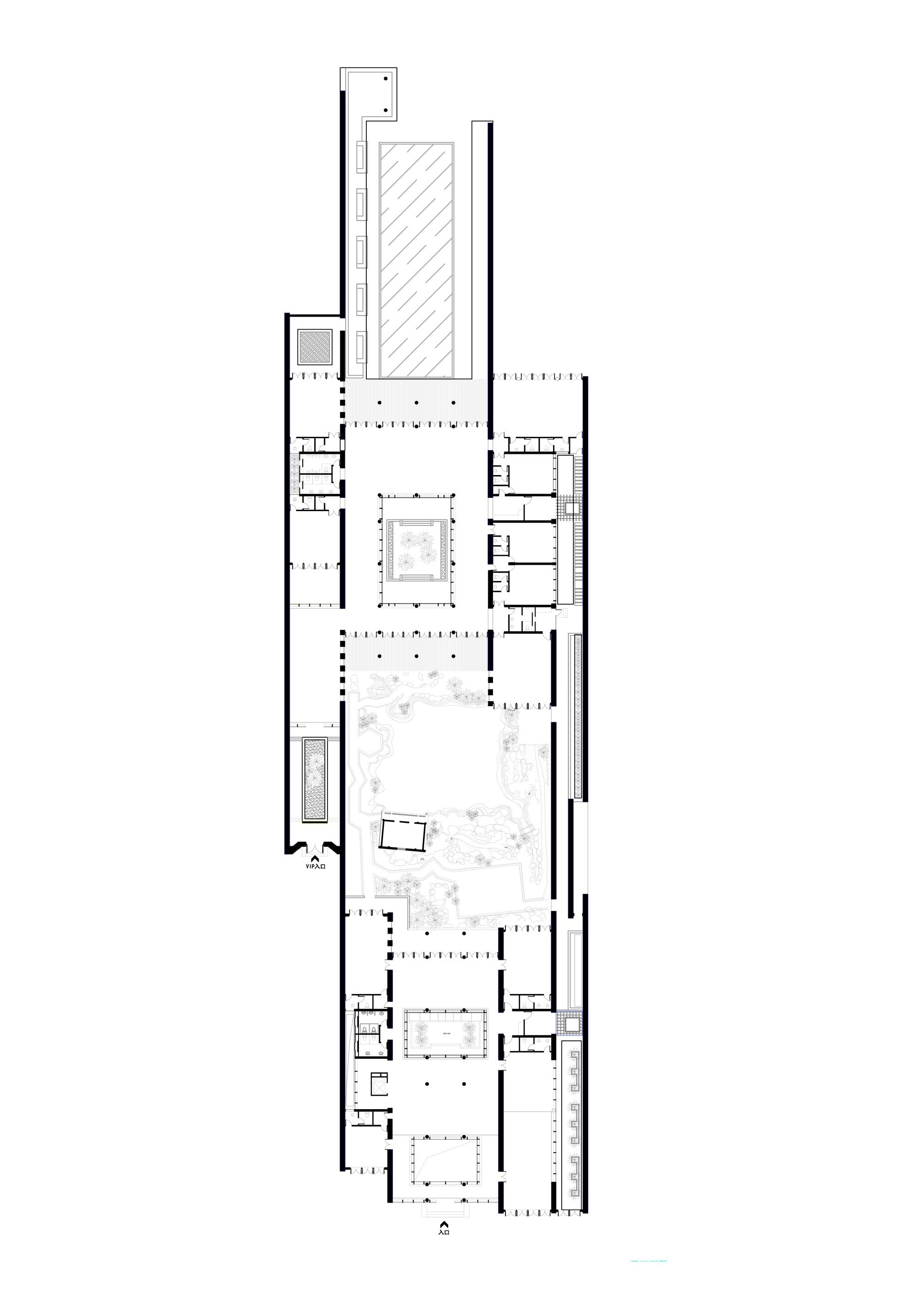 Gallery Of The Lanxi Curtilage Archi Union Architects