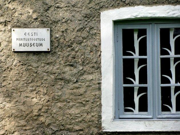 Moe distellery museum, Estonia