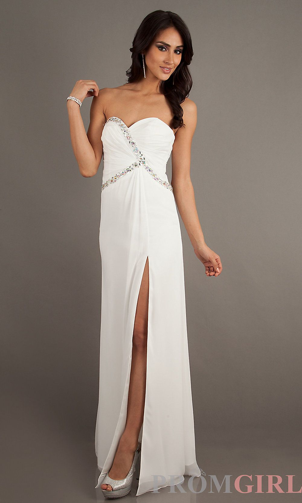 Celebrity Prom Dresses, Sexy Evening Gowns - PromGirl: DJ