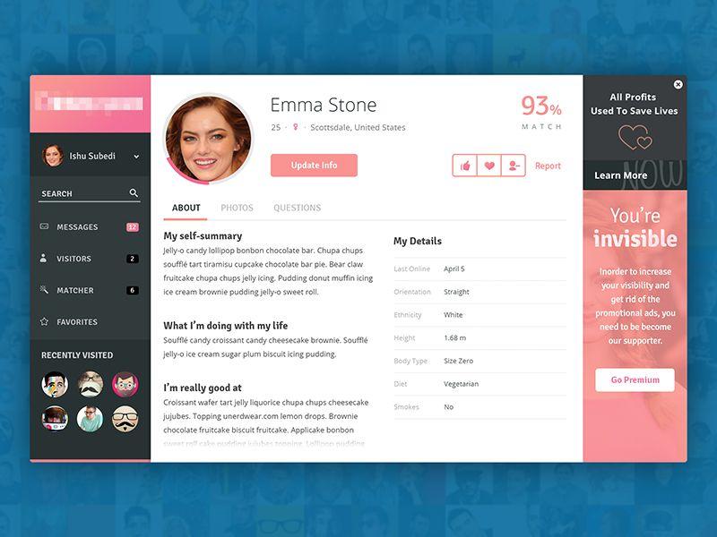 Cum se scrie un profil de dating online - (10 exemple bune pentru femei și bărbați)