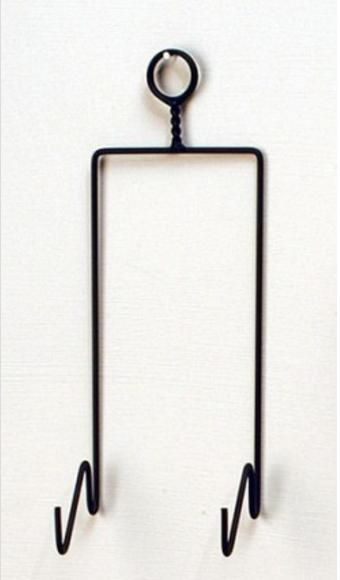 Wall Plate Holder  sc 1 st  Pinterest & 8 in. to 9 in. Wall Plate Holder | Booth and display ideas ...
