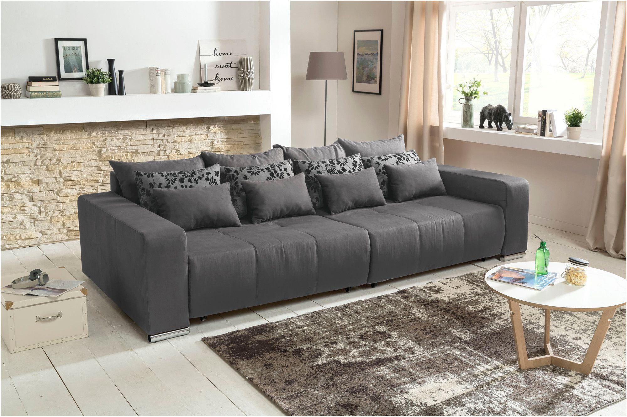 The Big Sofa London Typisch Big Sofa Microfaser Couch Möbel Pinterest Sofa Big