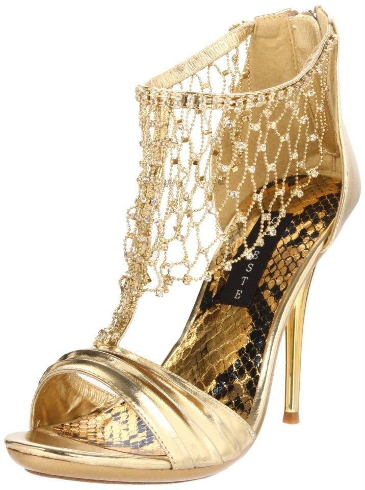 Celeste Hana-14 Sandal-Gold