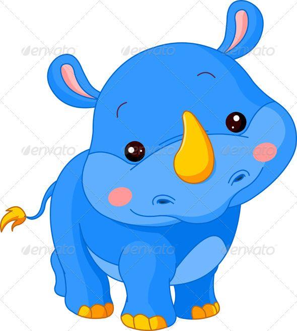 Fun Zoo Rhino | Toys, So cute and Childhood