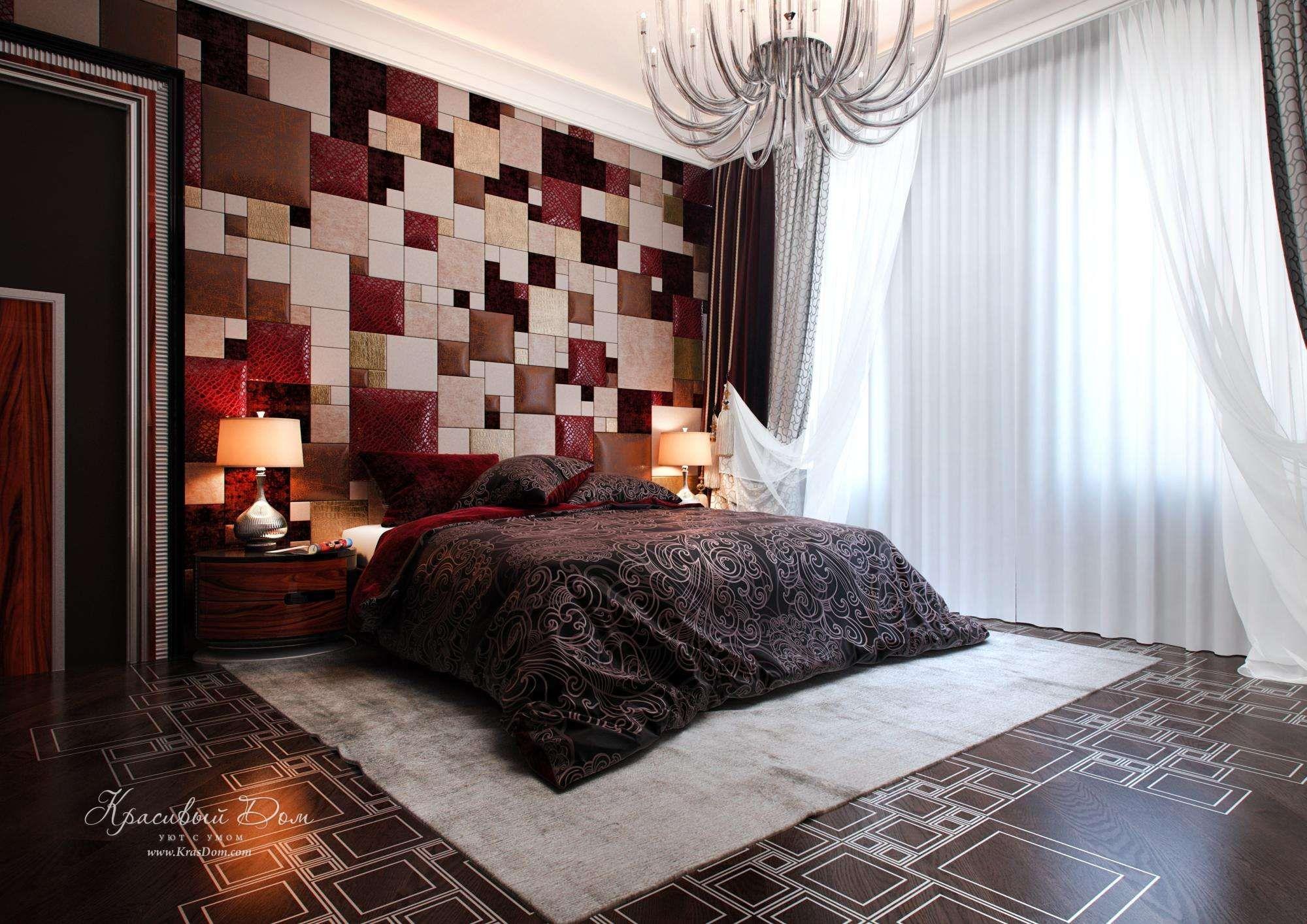 Эксклюзивная мебель в интерьере квартиры площадью 125 кв.м