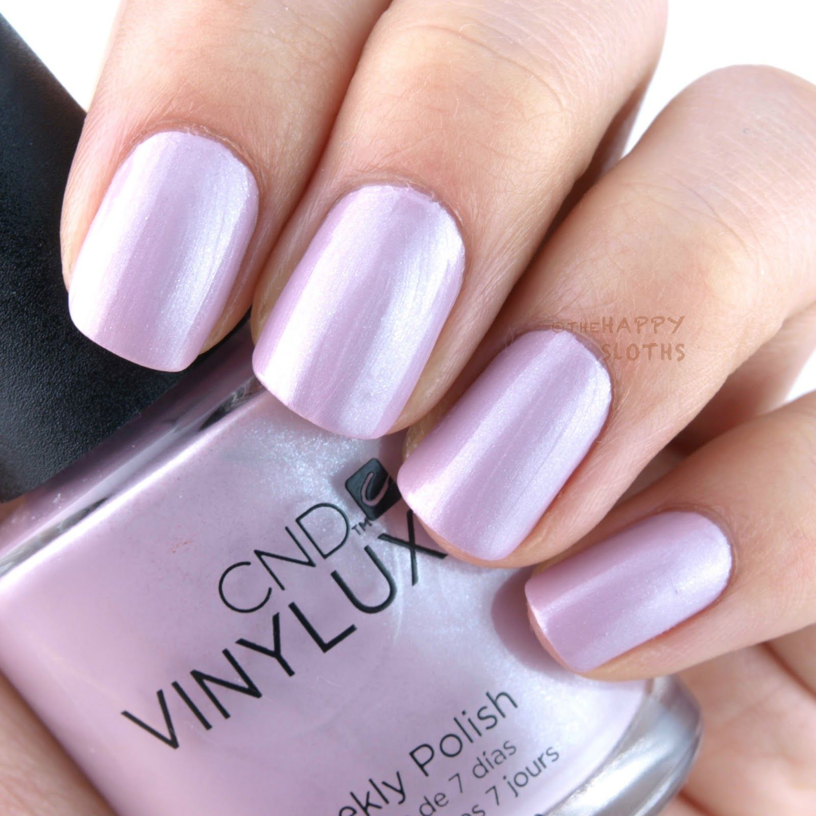 The Happy Sloths: CND Summer 2016 Flirtation Collection