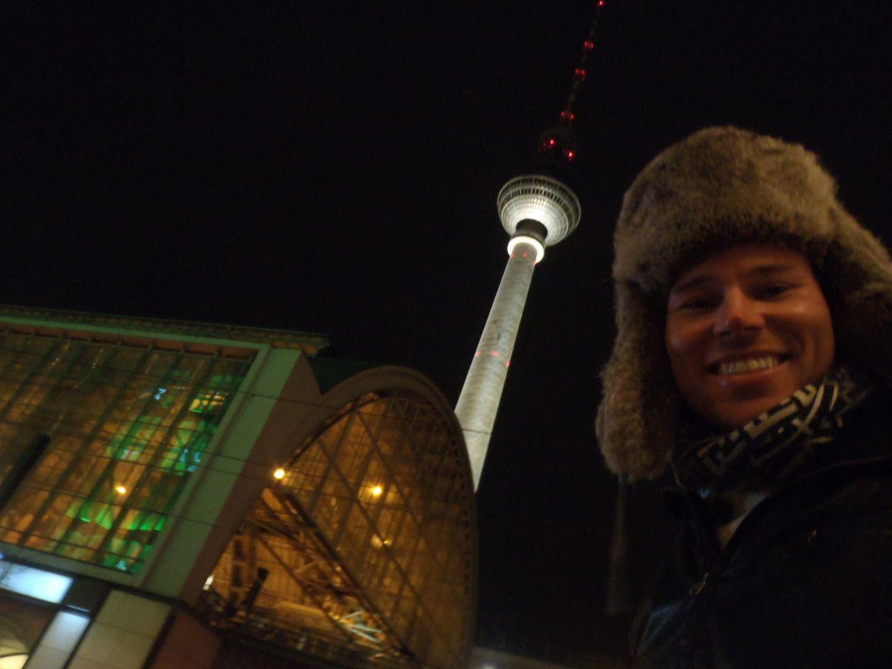 Myself At Alexanderplatz