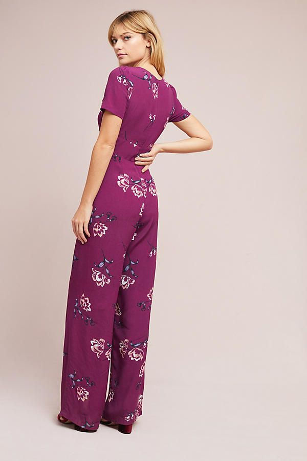 7a3465bf5a2 Slide View  4  Yumi Kim Sweetheart Floral Jumpsuit