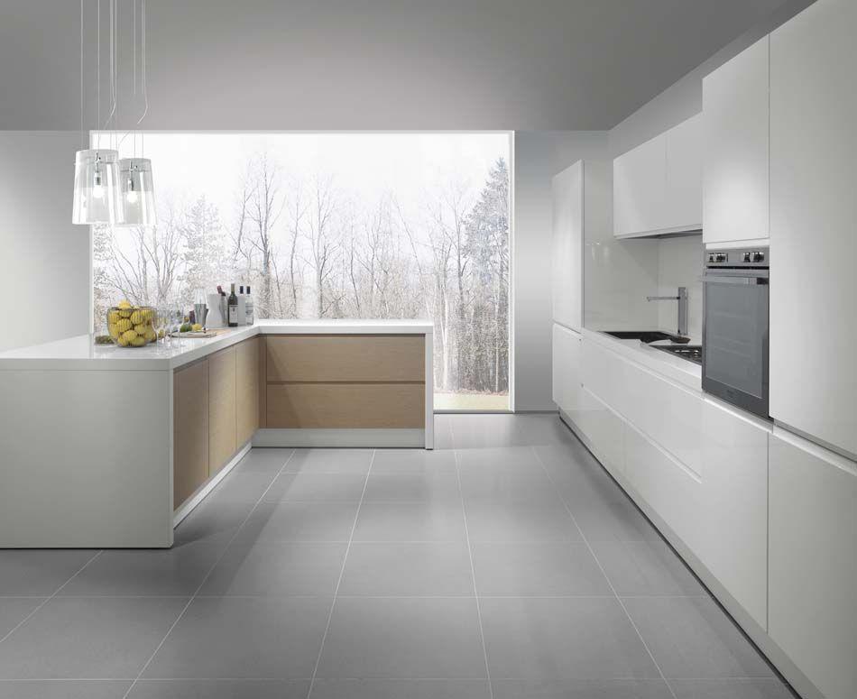 Risultati immagini per architetto arreda cucina rettangolare ...