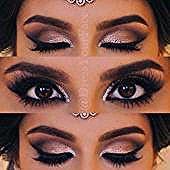 Photo of Hochzeits Make-up für Brunetts | Smokey Makeup | Romantisches Smokey Eye