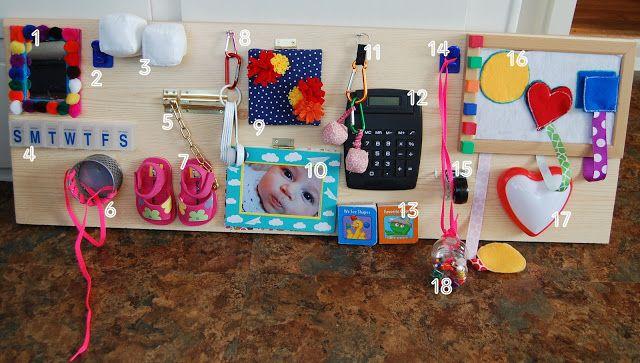 Away We Go: Activity Board   Craft activities for kids ...