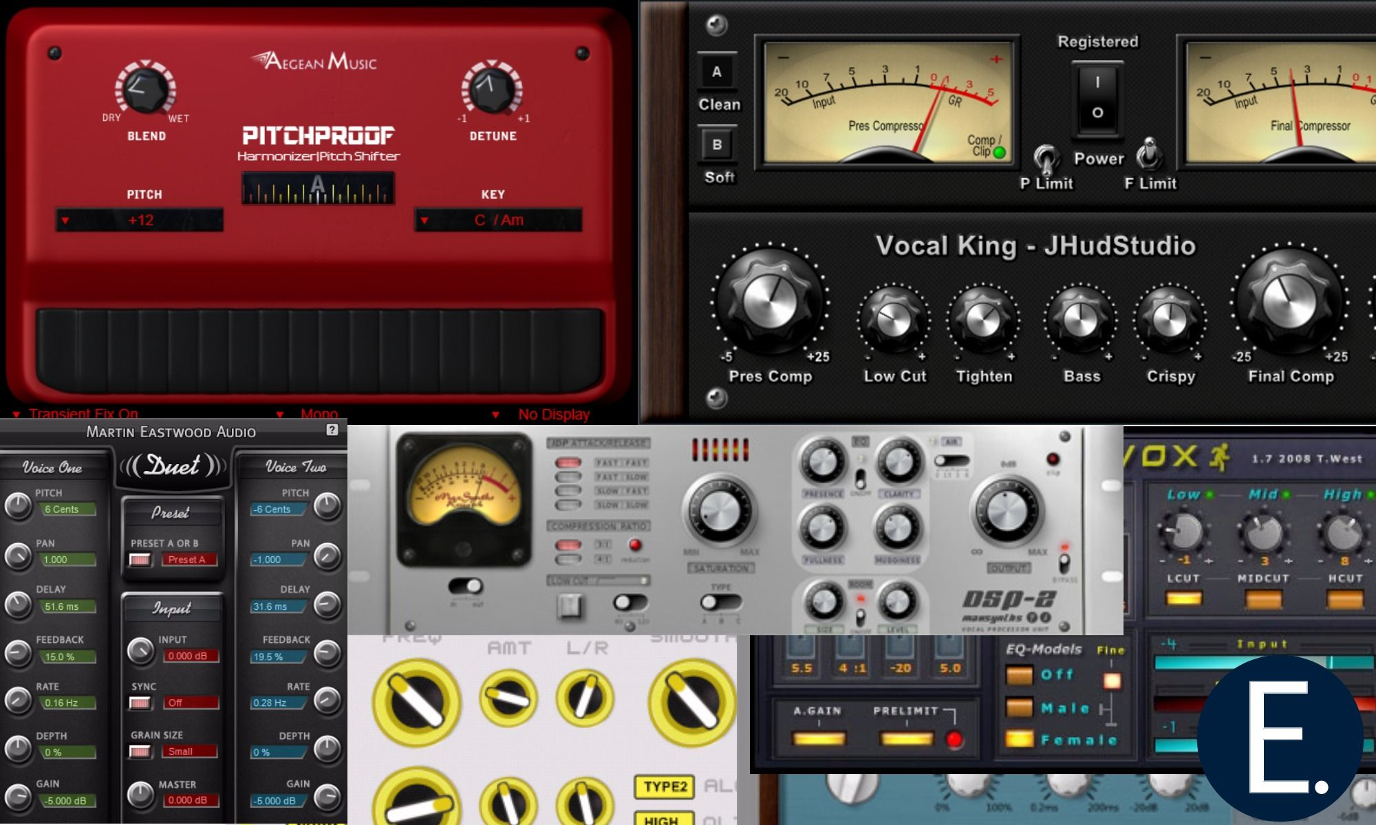 The 10 Best Free [Vocal Effects] VST Plugin [2020