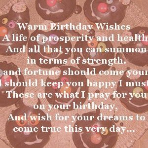 Birthday Quotes For Sister From Another Mother Teksten