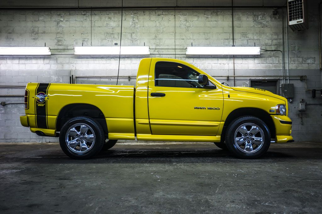 RARE 2005 Dodge Ram Rumble Bee Edition pickup truck for