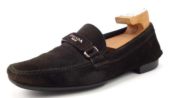 80d64ae7c6a83e Prada Mens Shoes Size 9