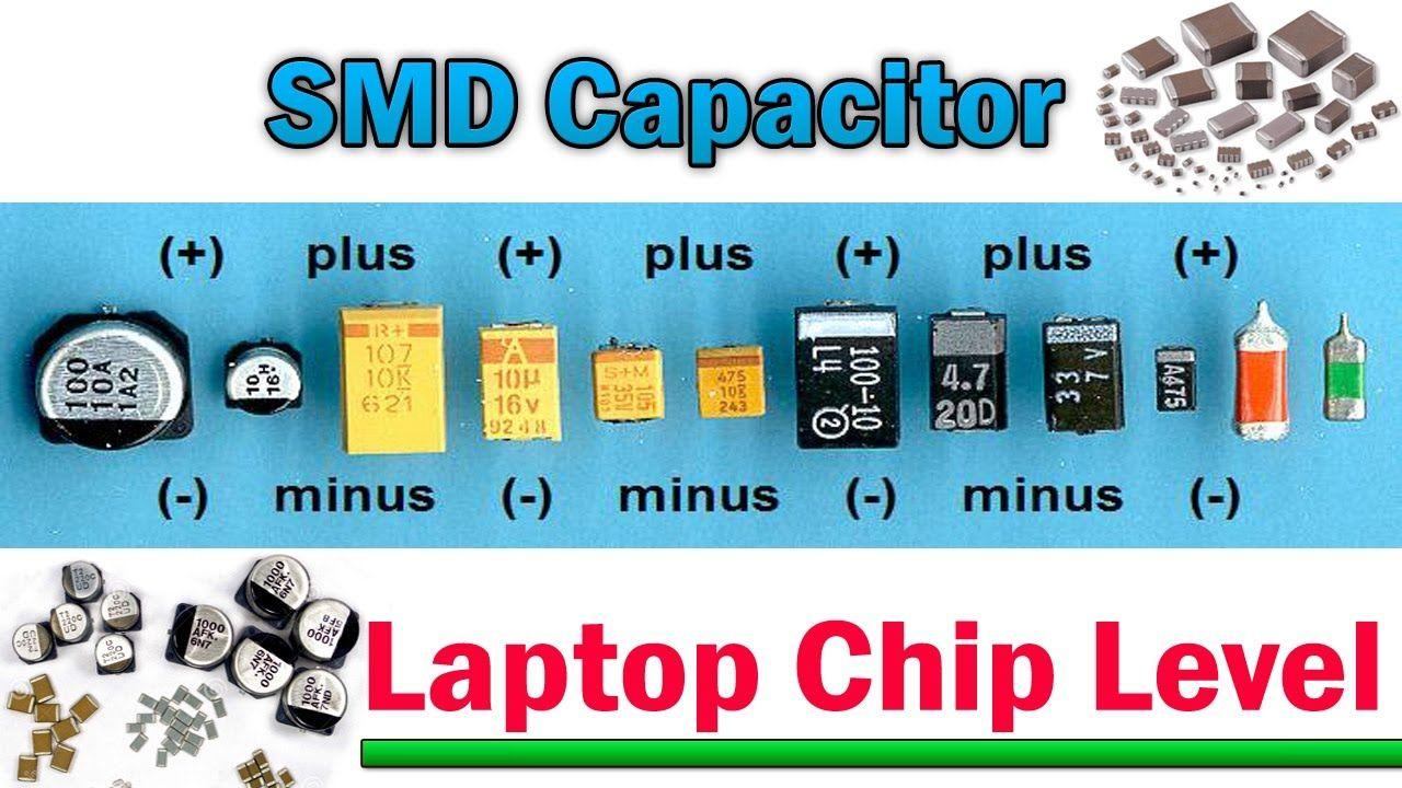 Smd Capacitor Laptop Chip Level Deepak Raut