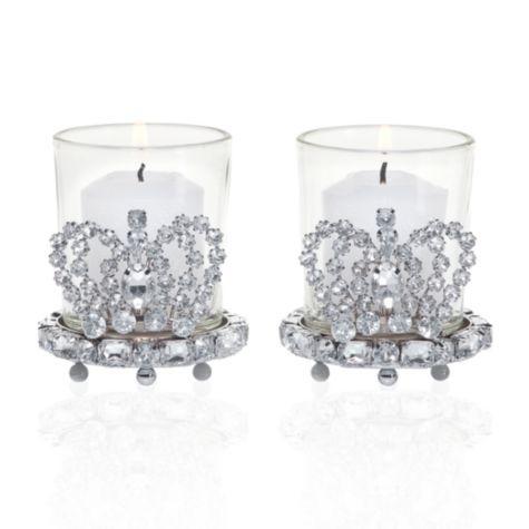 Regent Votive - Set of 2 from Z Gallerie | Bling candles ...