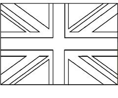 Coloriage Union Jack Tattoo Ideas Union Jack Flag Template Et