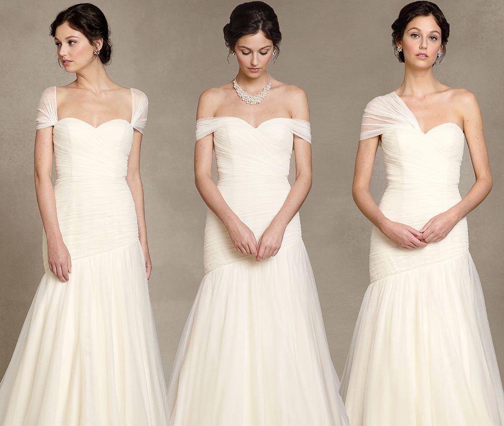 Esme Gown Convertible Gown By Jenny Yoo 1395 Wedding Gown Jewellery Wedding Dresses Beach Wedding Jewelry
