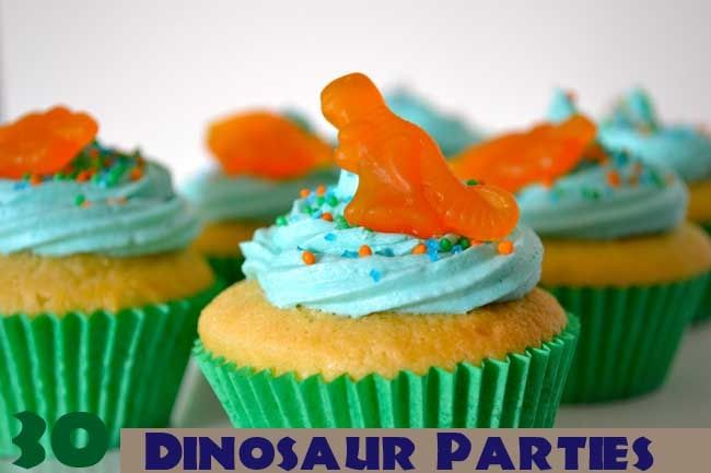 30 Dinosaur Birthday Party Ideas You Will Love Party planning
