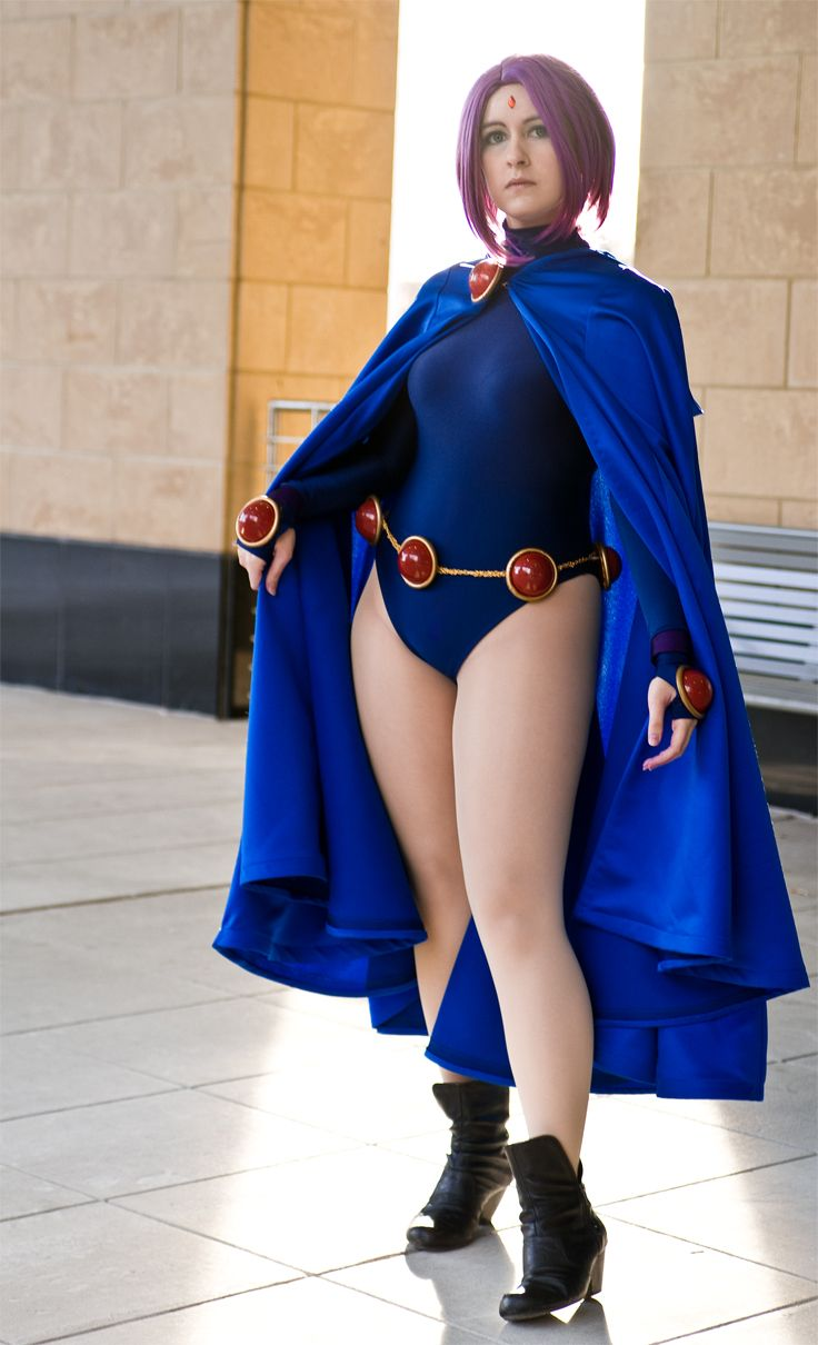 Raven From Teen Titans By Hailo  Acparadisecom  Secret -1676