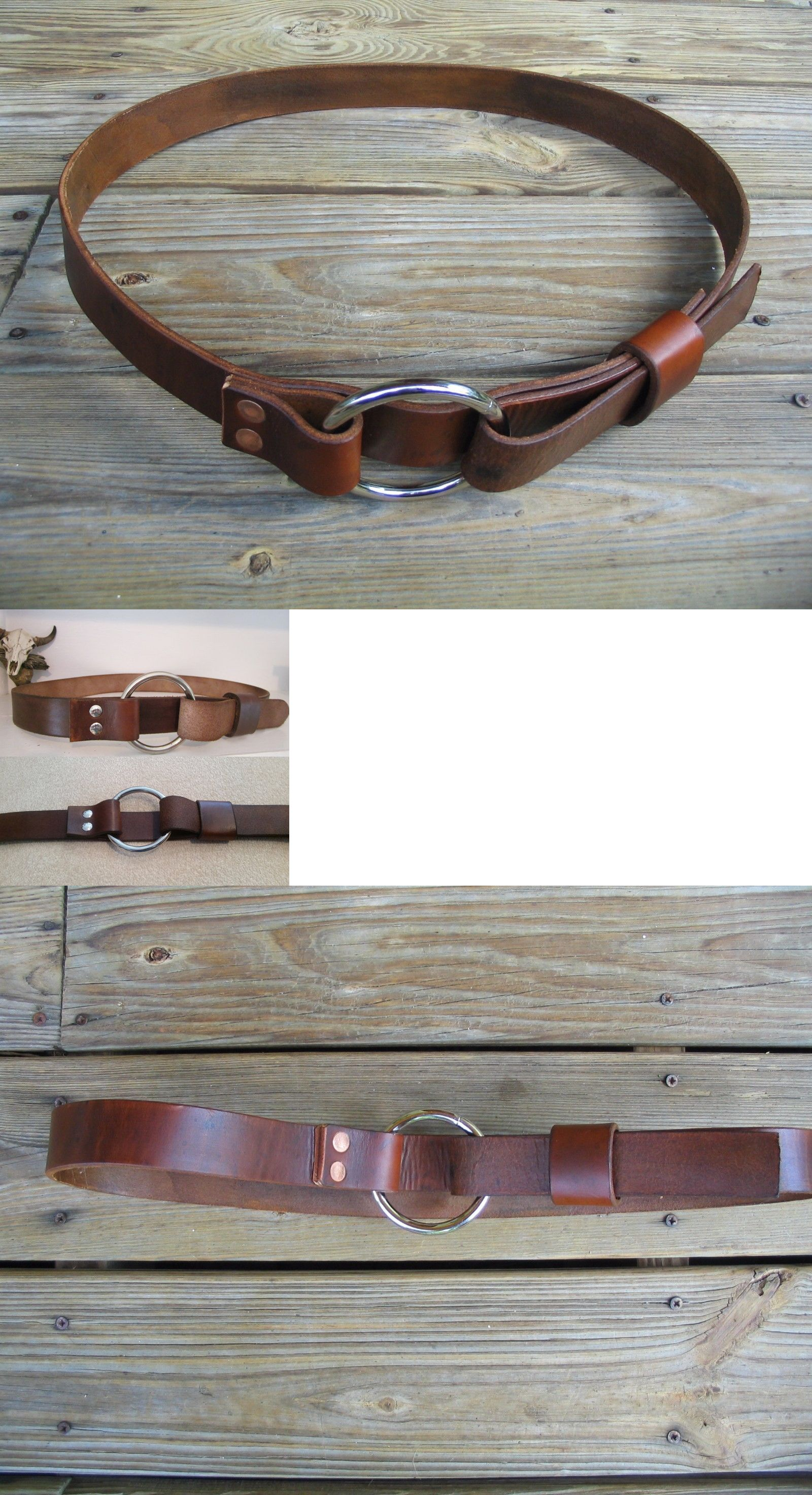 Belts 155187: Billy Joe Shaver Leather Belt Cinch Western