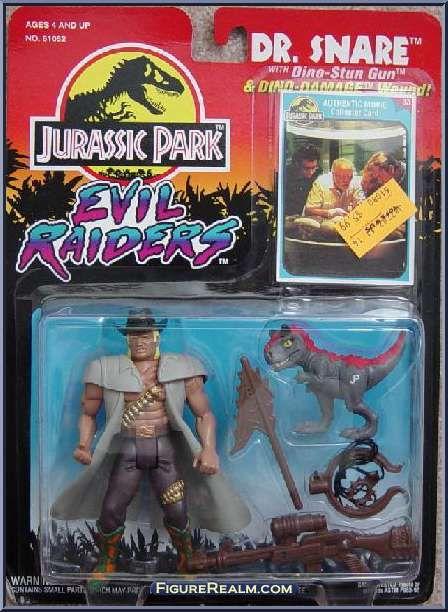 Jurassic Park Spielzeug 90er