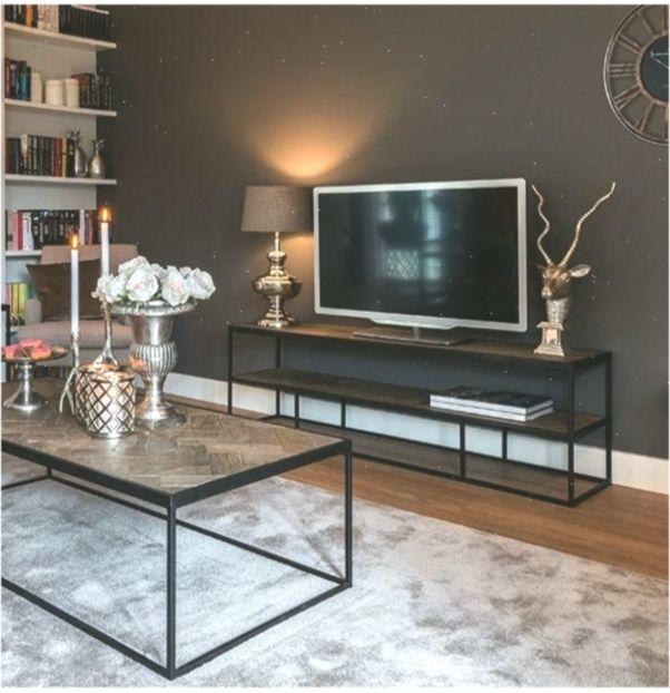 Kingsbridge Reclaimed Oak Wood TV Unit