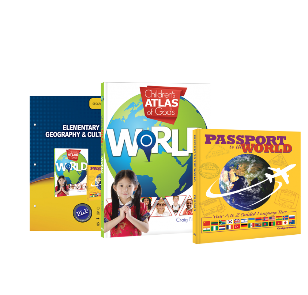 Elementary Geography Amp Cultures Curriculum Pack