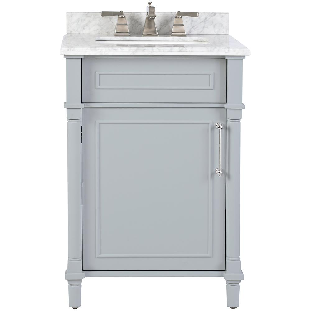 home decorators collection aberdeen 24 in w x 20 in d on home depot vanity id=85777