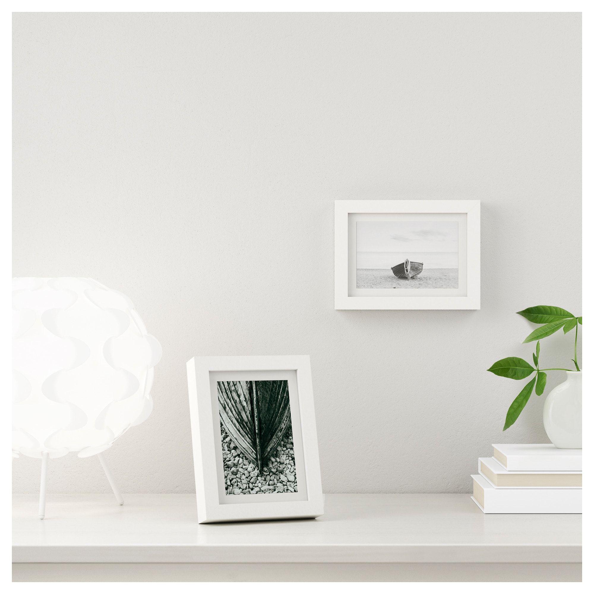 RIBBA Frame white 10x15 cm Rahmen, Ikea rahmen, Ikea