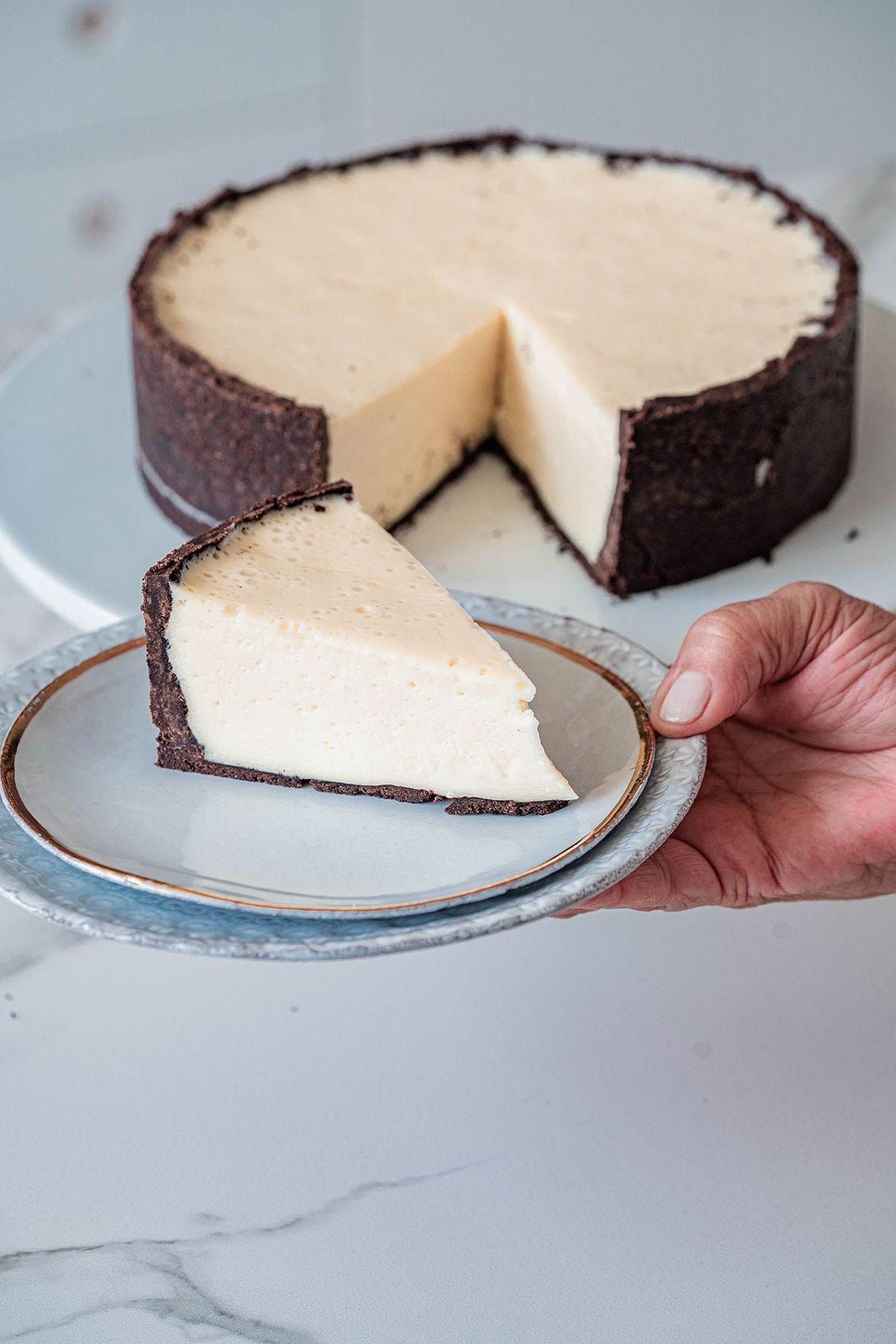 Photo of Nest and black milk pie