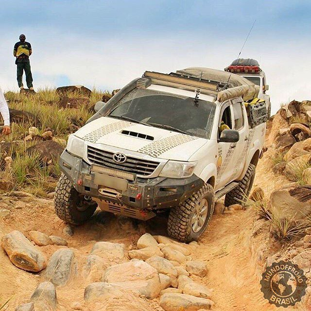 Pin By Gabriel Arguello On HILUX OVERLAND AND MORE